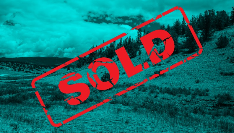 3 Acres in Park County CO – WITH POWER NEARBY – Only $399 a Month to Make This Mountain Dream Come True!